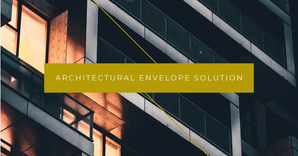 Architectural Envelope Solutions for Clients and Main Contractors
