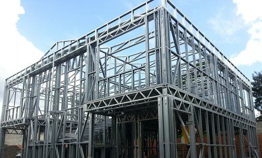 The Differences Between Wood & Steel Framing